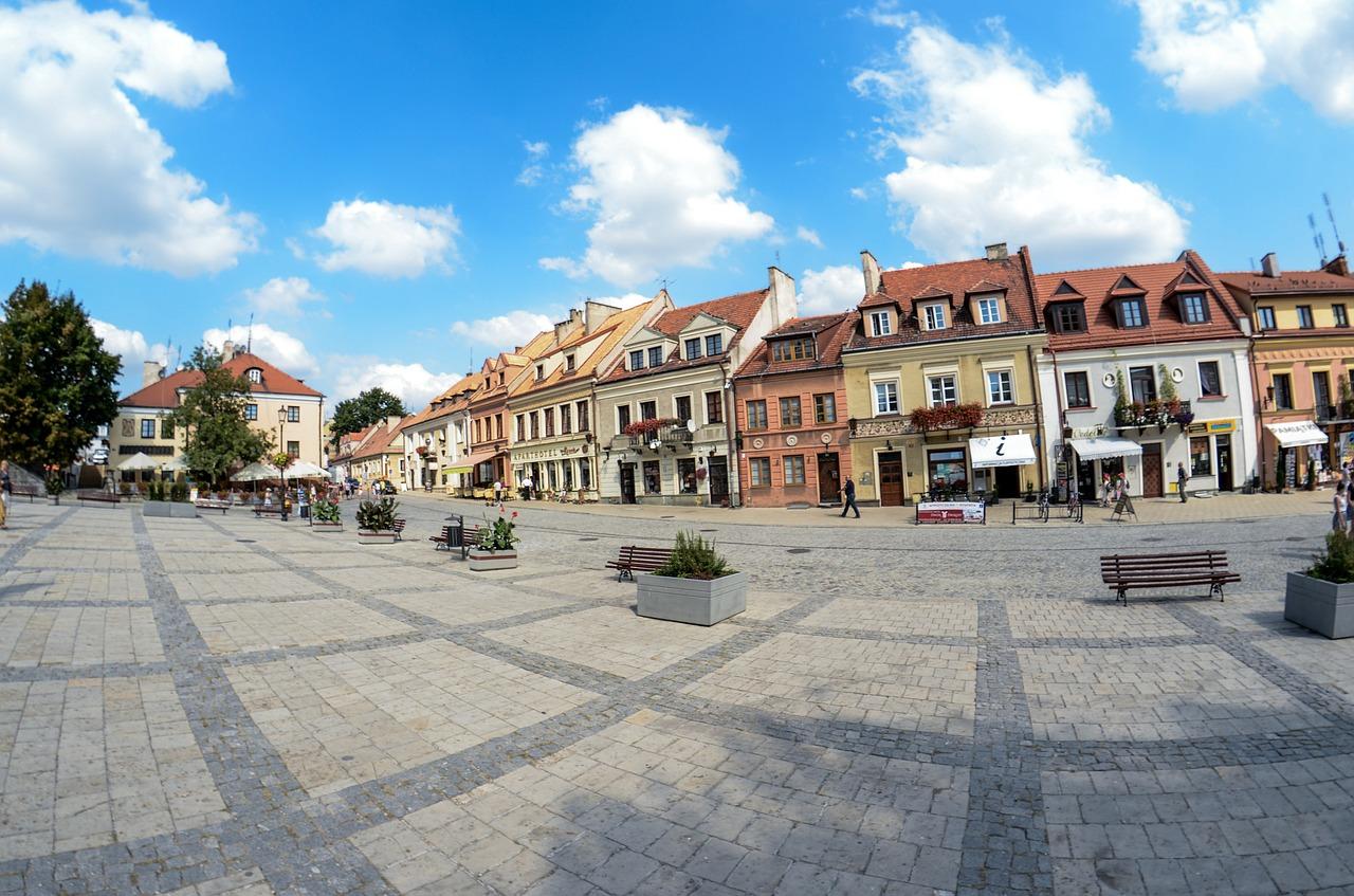 Wakacje w Polsce - 3 ciekawe miejsca