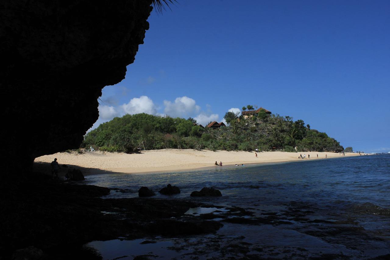 Najbardziej zróżnicowany kraj - 17 tysięcy wysp Indonezji